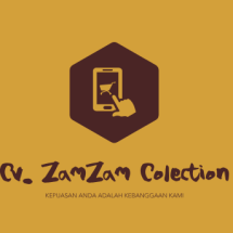 Logo Cv. ZamZam Colection