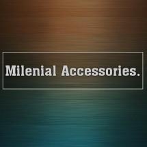 Logo MILENIAL ACCESSORIES