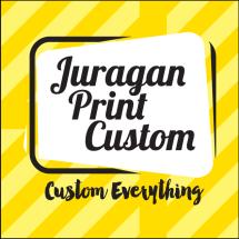 Logo Juragan Print Custom