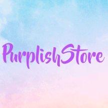 Logo Purplishstore