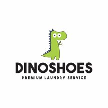 Logo dinoshoes