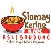 Logo Siomay Kering H.Ade