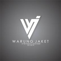 Logo warung jaket sintetis