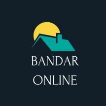 Logo Bandar Online.