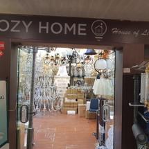 Logo Cozy Home house of light