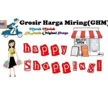 Logo GROSIR HARGA MIRING(GHM)