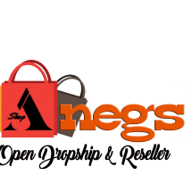 Logo Anegs Shop
