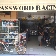 Logo PASSWORD RACING