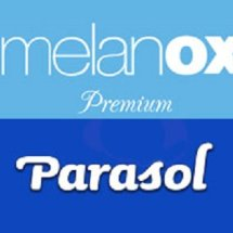 Logo Parasol Melanox