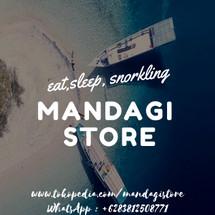 Logo Mandagi Store