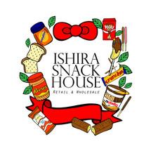 Logo ishira snack house