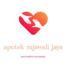 Logo Toko Obat Rajawali Jaya