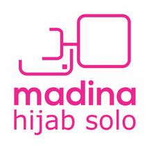 Logo Madina Muslim Fashion