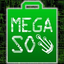 MEGASO elektrik Logo