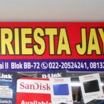 Logo Ariesta Jaya