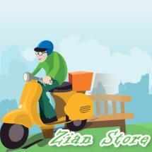 Logo Zian Store