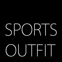 Logo Sports Outfit
