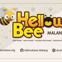 Hellowbee.mlg Logo