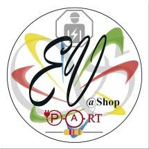 Logo EV part & Stationary