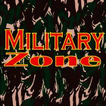 Logo Military zone