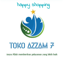 TOKO AZZAM 7 Logo