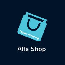 Logo Alfa Shop Accessories