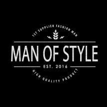 MAN OF STYLE Logo