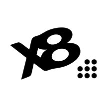 x8 Clothing Logo