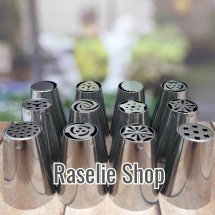 Logo Raselie Shop