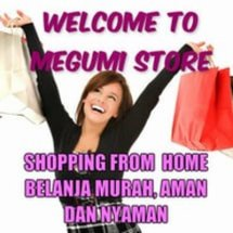 Logo Megumi Store