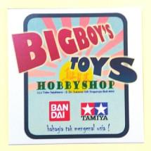 BigBoy's Toys