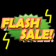 Logo FLASH SALE !