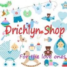 Logo D'richlyn Shop