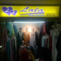 lala new shop Logo