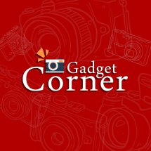 Logo Gadget Corner Shop