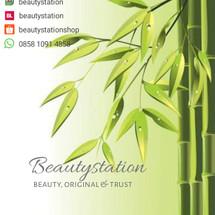 Logo Beautystation