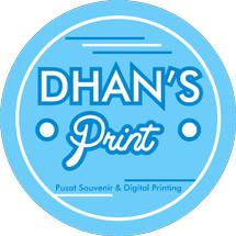Logo Dhan's Print