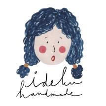 Logo Ideku Handmade