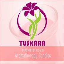 Logo Tuskara Candle