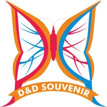 Logo DnD Souvenir Pernikahan