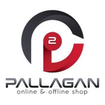 Logo pallagan shop
