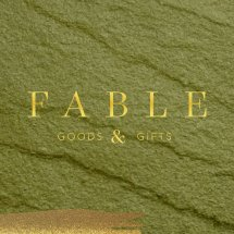 Logo Fable Goods & Gifts