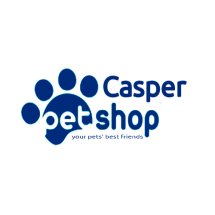 Logo casper petshop