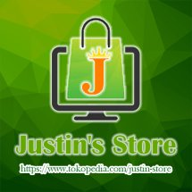 Justin's Store Logo
