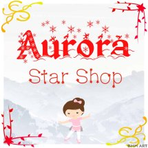 Logo Aurora Star Shop