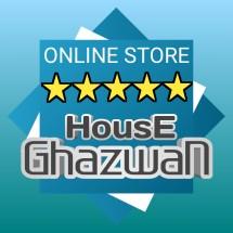 Logo Ghazwan House