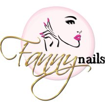 Logo Fanny nails shop