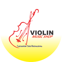 Logo Violin Music Shop