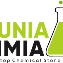 Dunia Kimia Malvin Logo