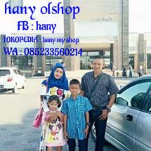 Logo hany my shop